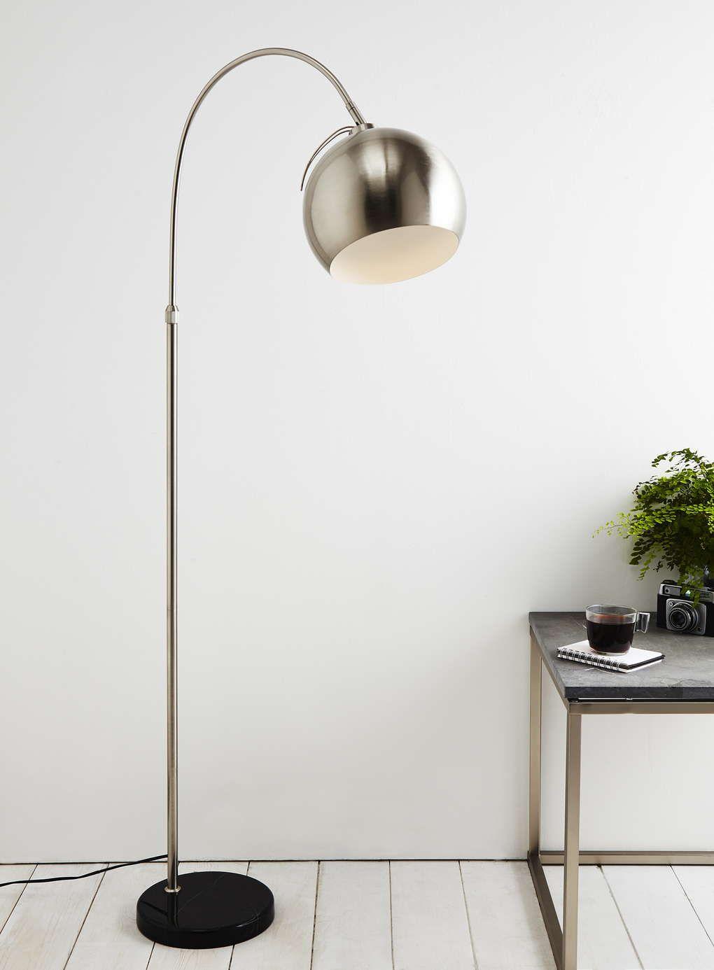 Chrome reynold floor lamp bhs dream home pinterest floor chrome reynold floor lamp bhs geotapseo Gallery