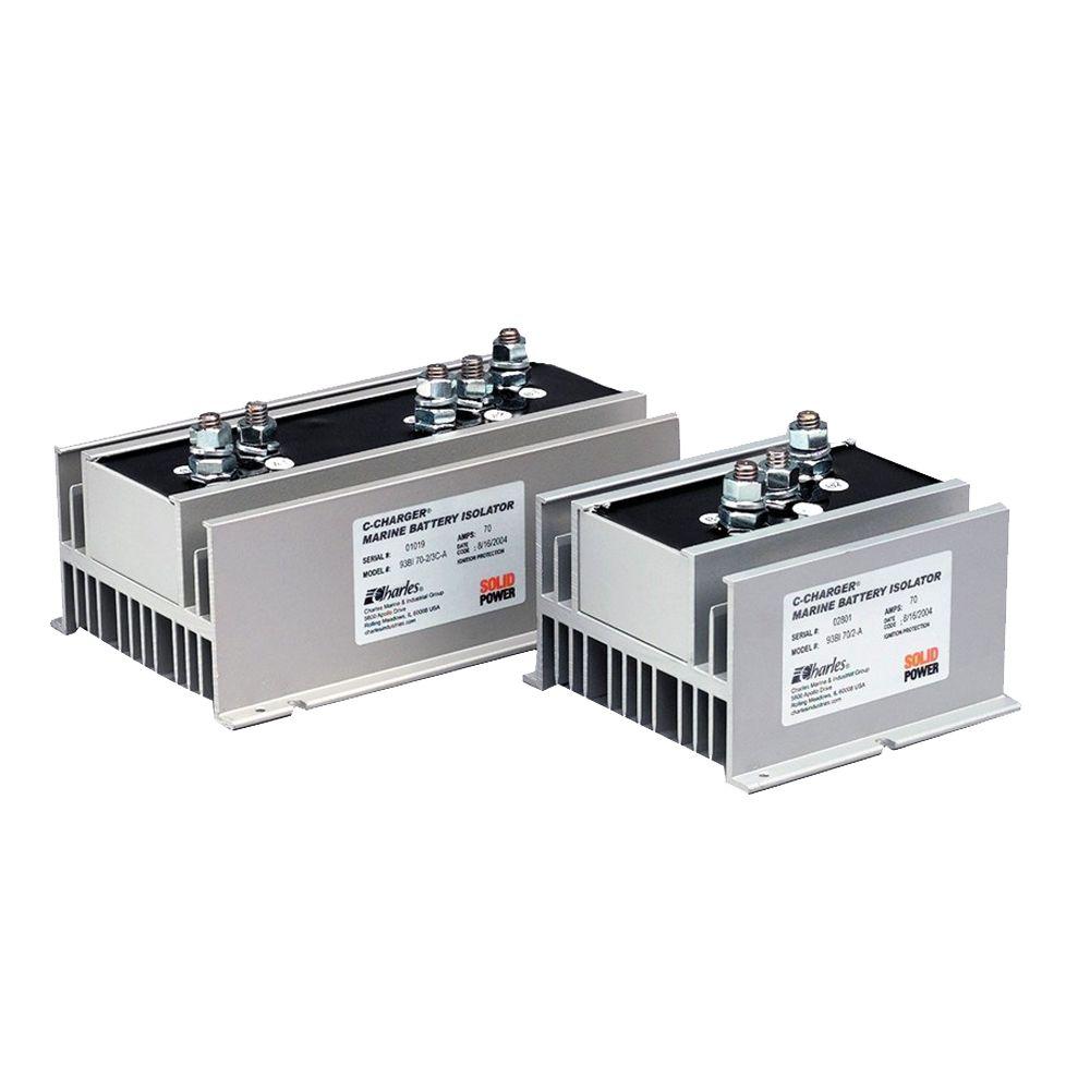 Promariner Battery Isolator 70 Amp 2 Battery 1 Alternator