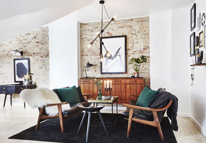 Arredamento Stile Vintage Anni 50 : Come arredare una mansarda in stile vintage interior