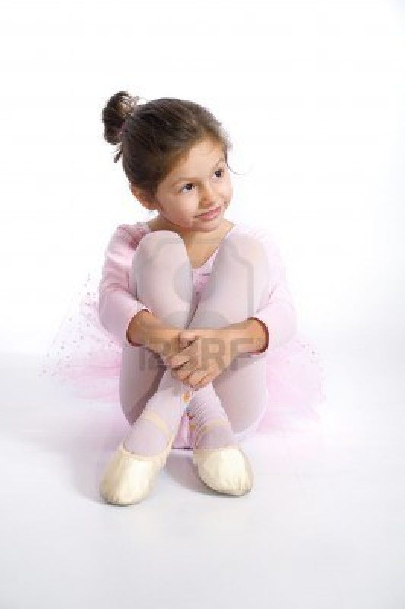 fa7b2786b Little ballerina girl