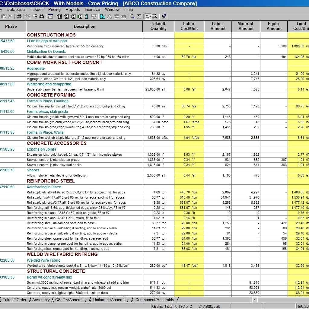 Spreadsheet Wip Report Late Excel Andaluzseattle Example With Regard To Job Cost Report Template Excel Estimate Template Report Template Professional Templates