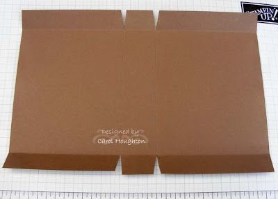 Crescent Stampin: Tutorial for Father's Day projects....