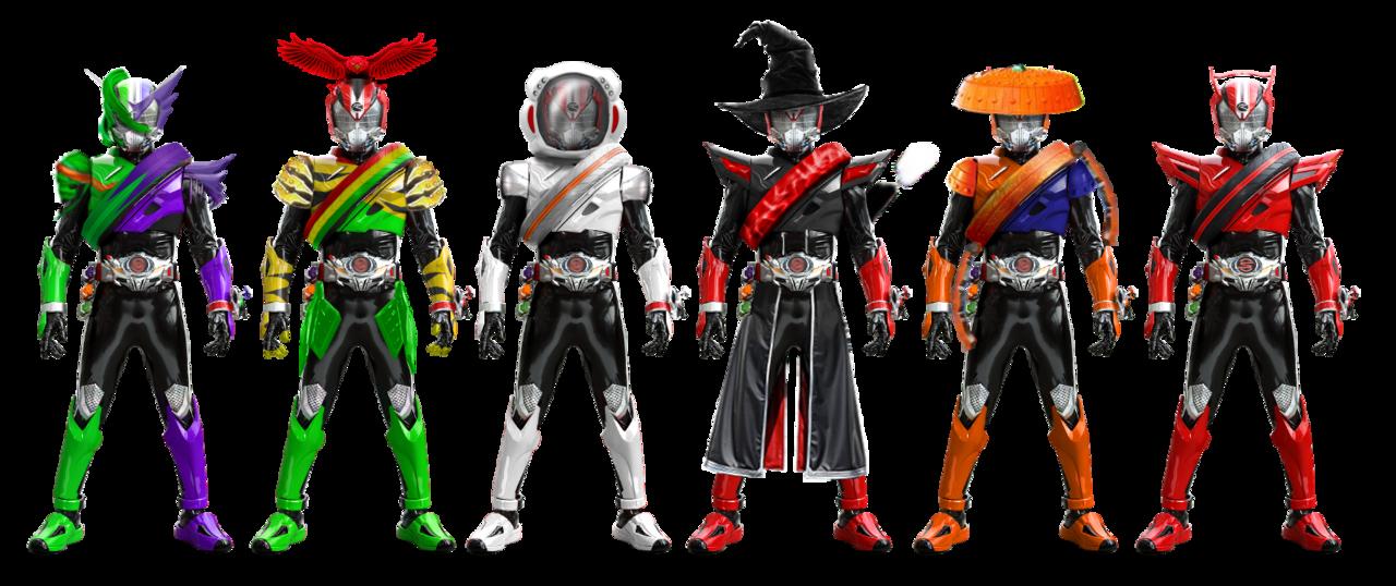 Kamen Rider Drive NeoHeisei Shiftcars by tuanenam