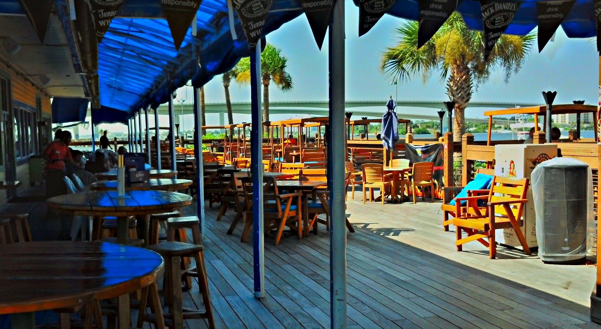 Caribbean Jacks Restaurant And Bar Dodaytona Waterfront Dining Waterfront Dining Jacks Restaurant Caribbean