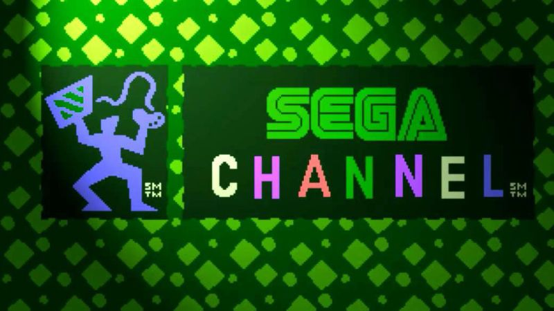 The Sega Channel Blew My Ten-Year-Old Mind