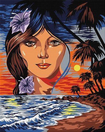 Vis exotic: | Kreuzstich Porträts | Pinterest | Kreativität ...