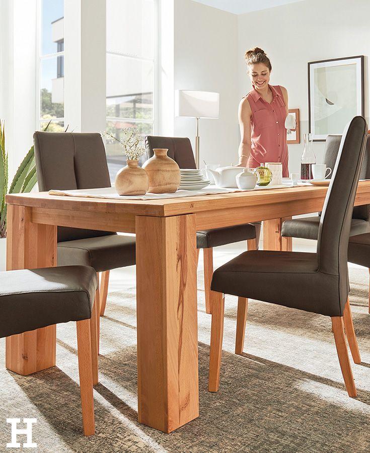 Woodford Esstisch Gero - küchentisch mit stühlen