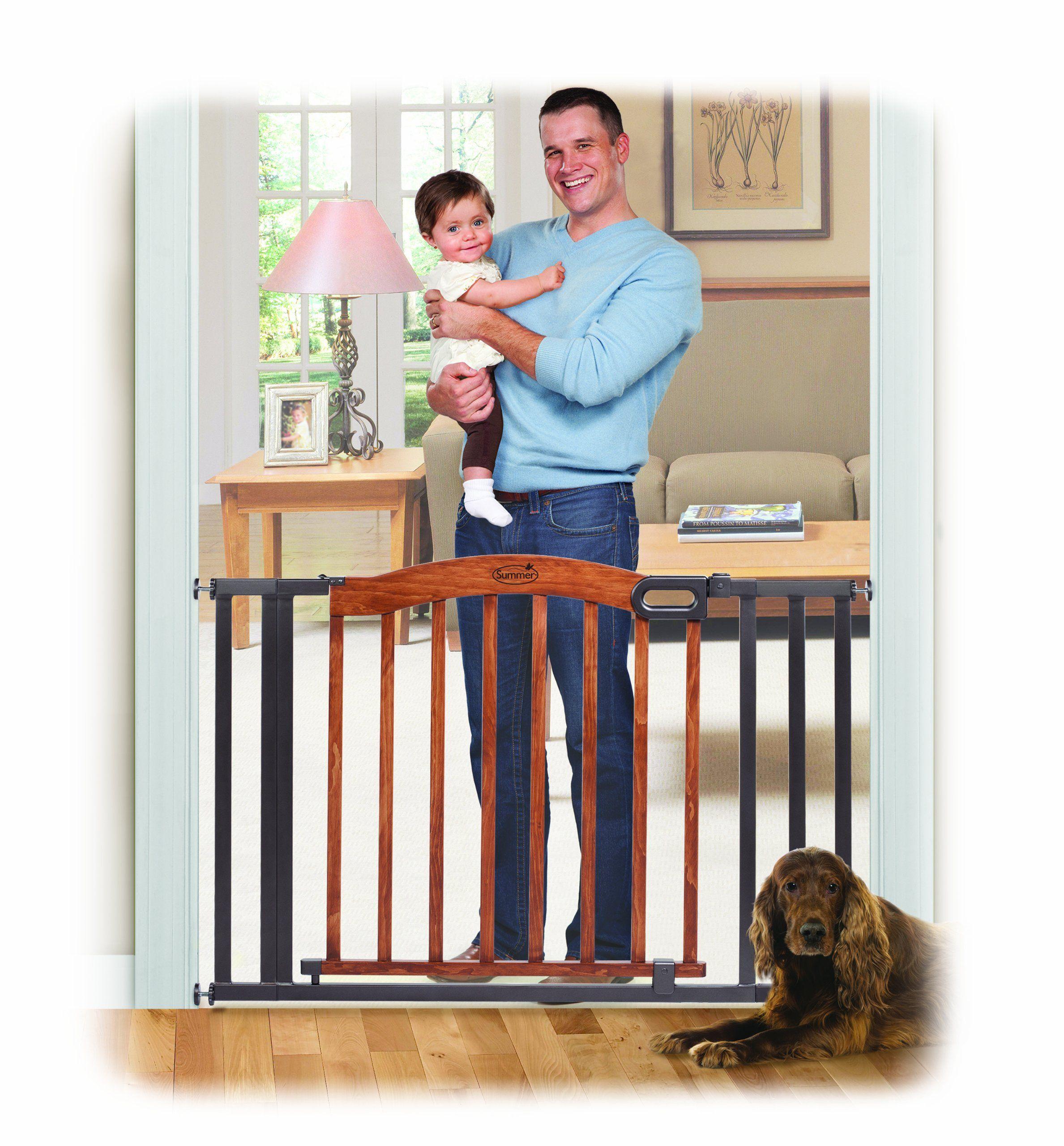 Summer Infant Decorative Wood & Metal 5 Foot