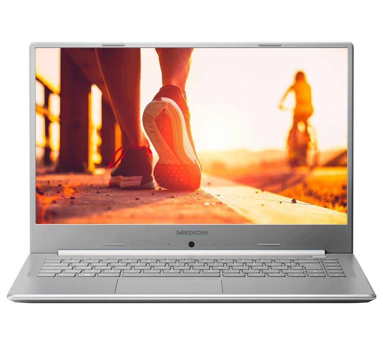 Medion Akoya 15.6 Inch i5 8GB 1TB MX150 Laptop Silver