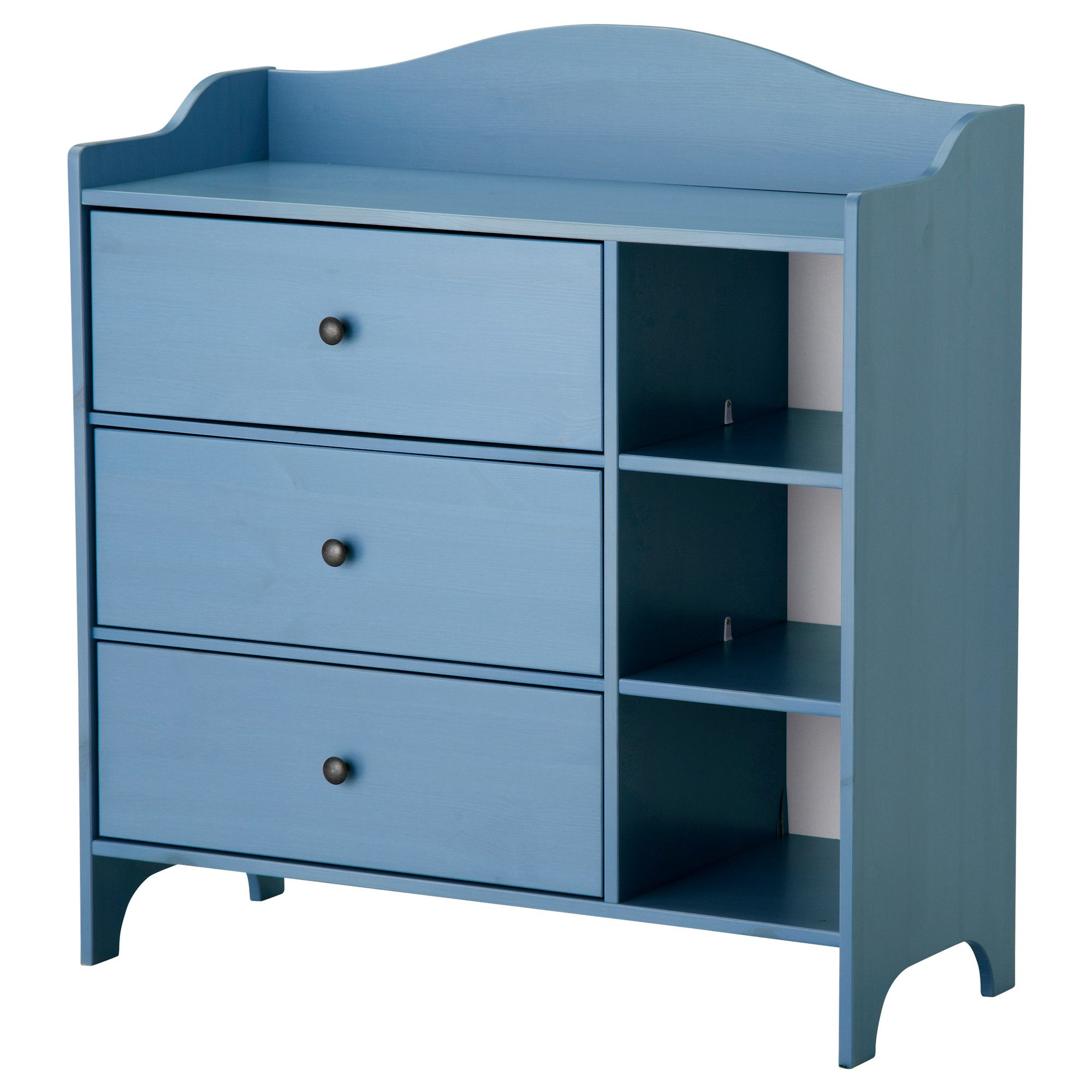 TROGEN Chest - IKEA what a cute chest for a kids room. Would be easy ...