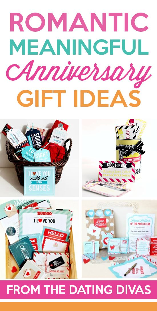 Romantic Anniversary Gift Ideas SO many unique, and