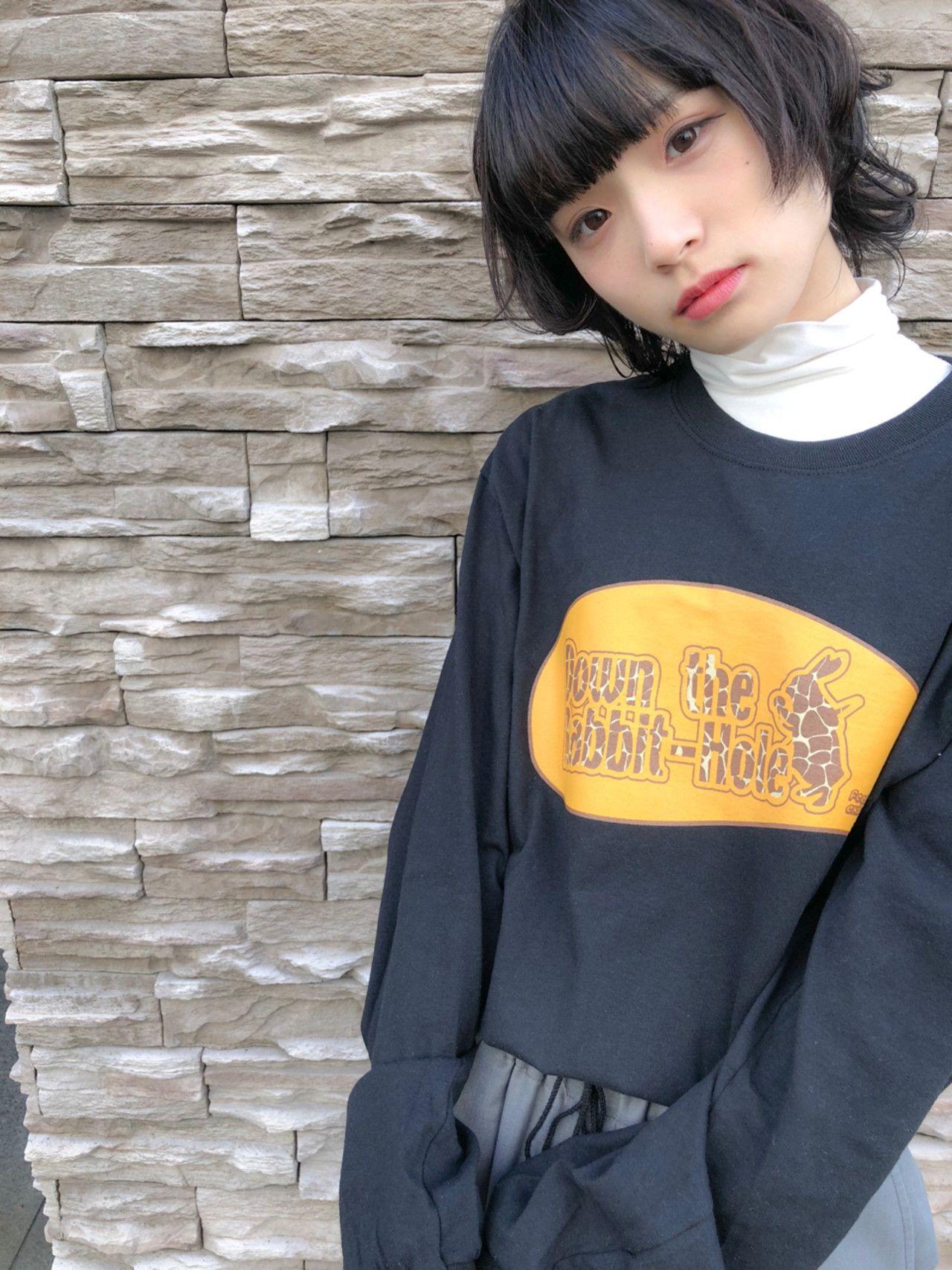 丸顔さん ベリーショート 絶対かわいい 小顔見せヘアカタログ10選 Hair ショートのヘアスタイル 丸顔 ショート ヘアスタイリング