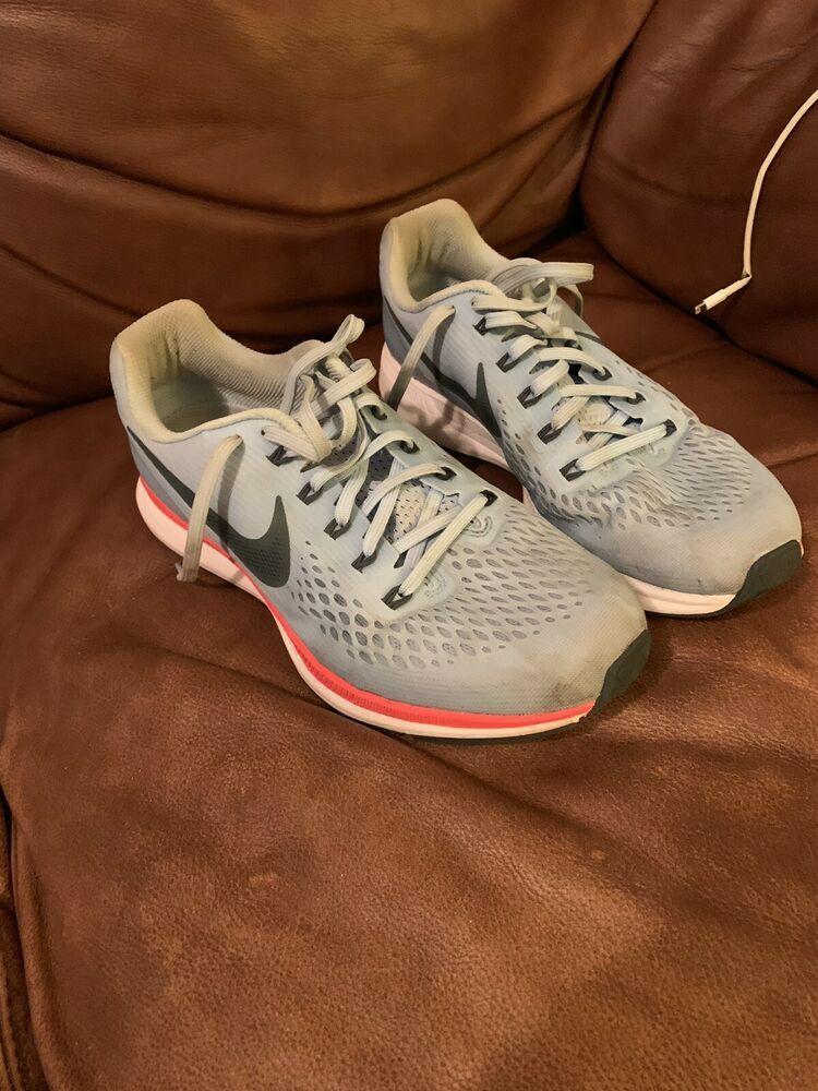 5f7e61bd2d83e Nike Air Zoom Pegasus 34 Women's Running Shoe Ice Blue 1706 Size ...