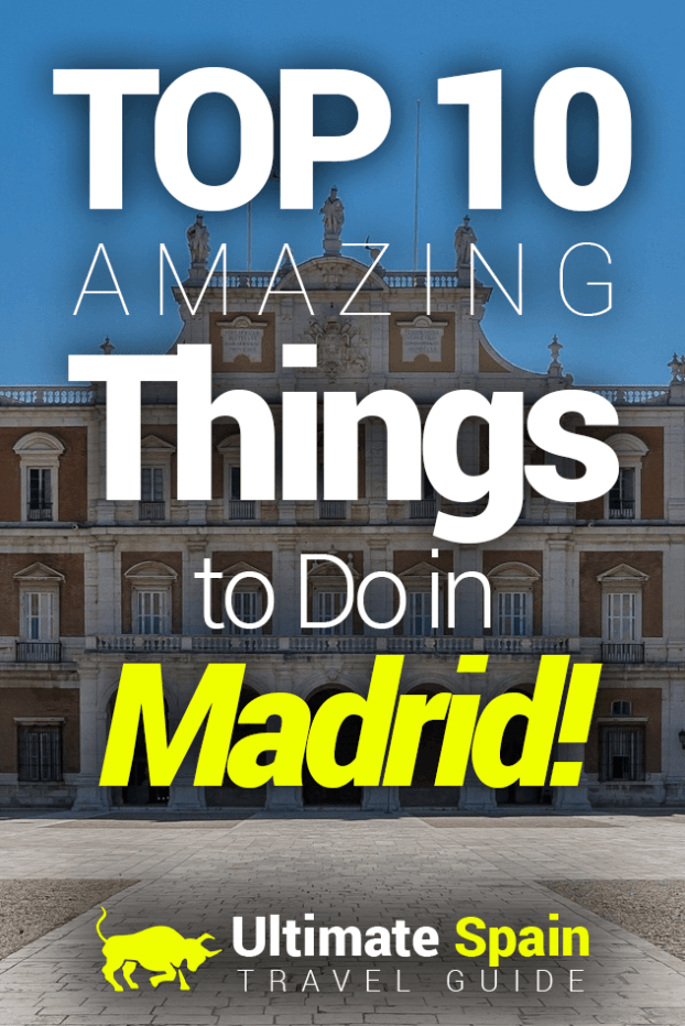 There is a long list of things to see and do in Madrid, Spain.Choosing among the hundreds of options is not really an actual option.Therefore, I'll do that for you. Below are the top 10 best things to do in Madrid, chosen by me.Before visiting, you should make sure you have included, at least, one of these 10 in your itinerary. Quick Navigation 1 - Attend a Real Madrid Soccer Game2 - Sing & Dance Flamenco in its Capital3 - Feel the Romance in the Crystal Palace4 - Visit the Royal Family'...