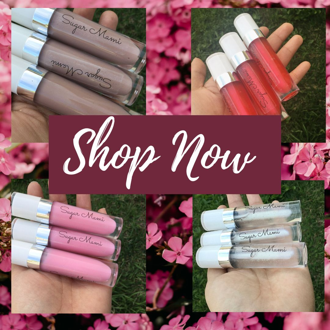 Shop our website now to buy our hydrating,  vanilla scented lipglosses for only $8!   #lipgloss #lipglossdiy #crueltyfree #crueltyfreebeauty #pink #pinkaesthetics #nudelipstick #buynow #shop #girlboss #girlbosslife #makeup #makeuplover #makeupideas #makeupjunkie #makeuplook #aesthetic