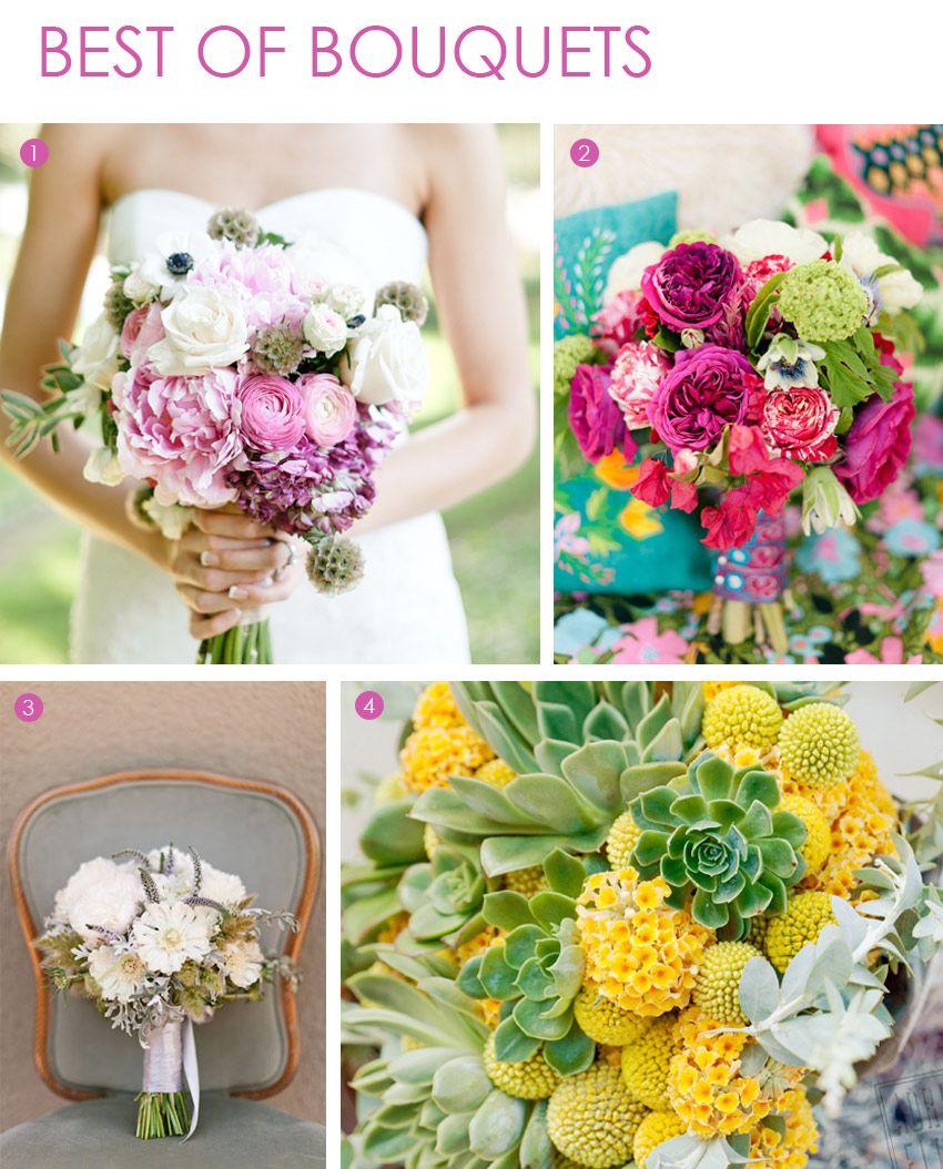 10 Best Wedding Bouquets From San Diego Magazine Wedding