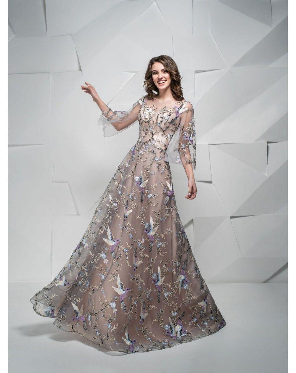 dc2e42f2ccb Luxusné spoločenské šaty JOSEPHE