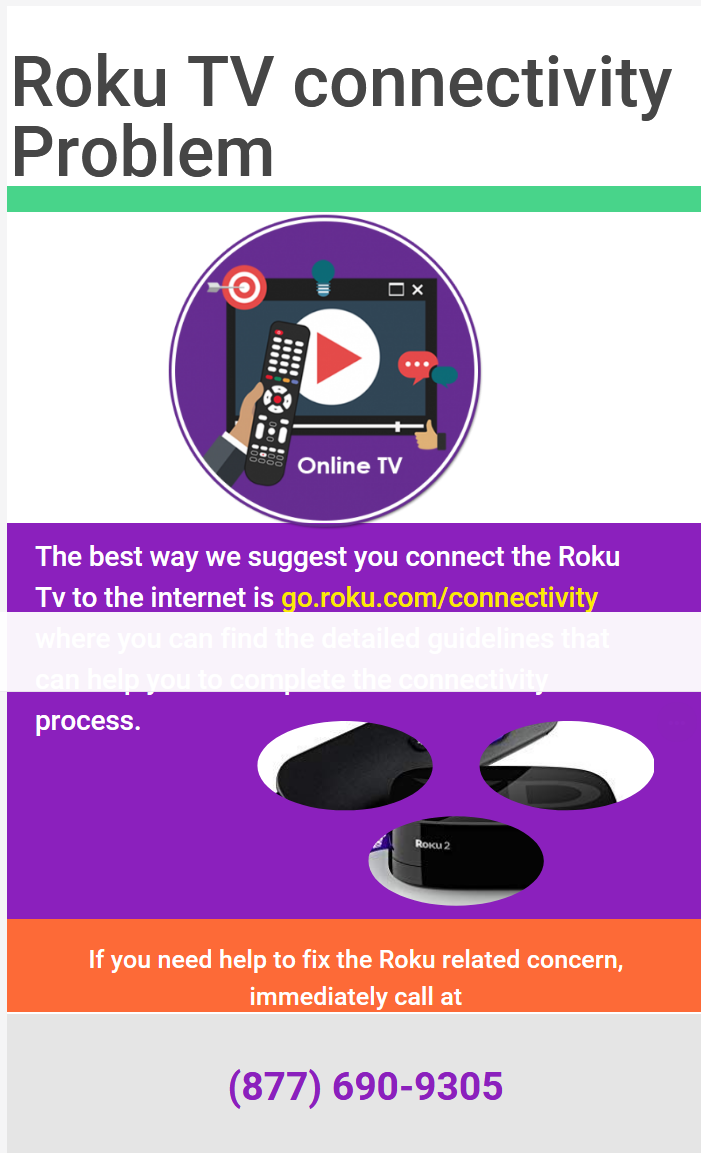Roku Tv Connectivity Problem Roku Connection Online Streaming
