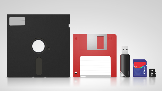 This One Pic Explains The Evolution Of Technology Technology Evolution Memories