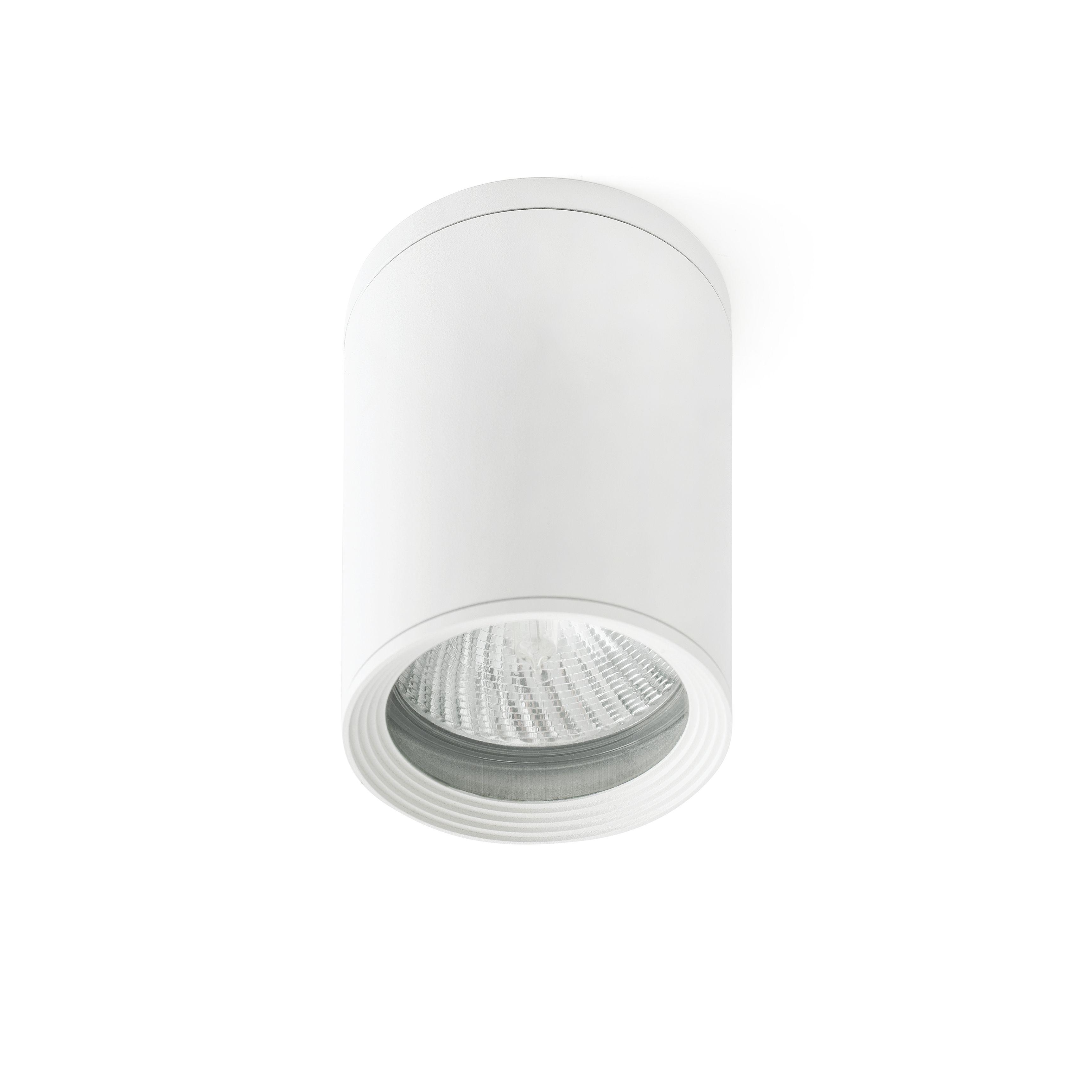 Tasa Lampe Plafond Blanche Pour Salle Bain Faro Deco Maison