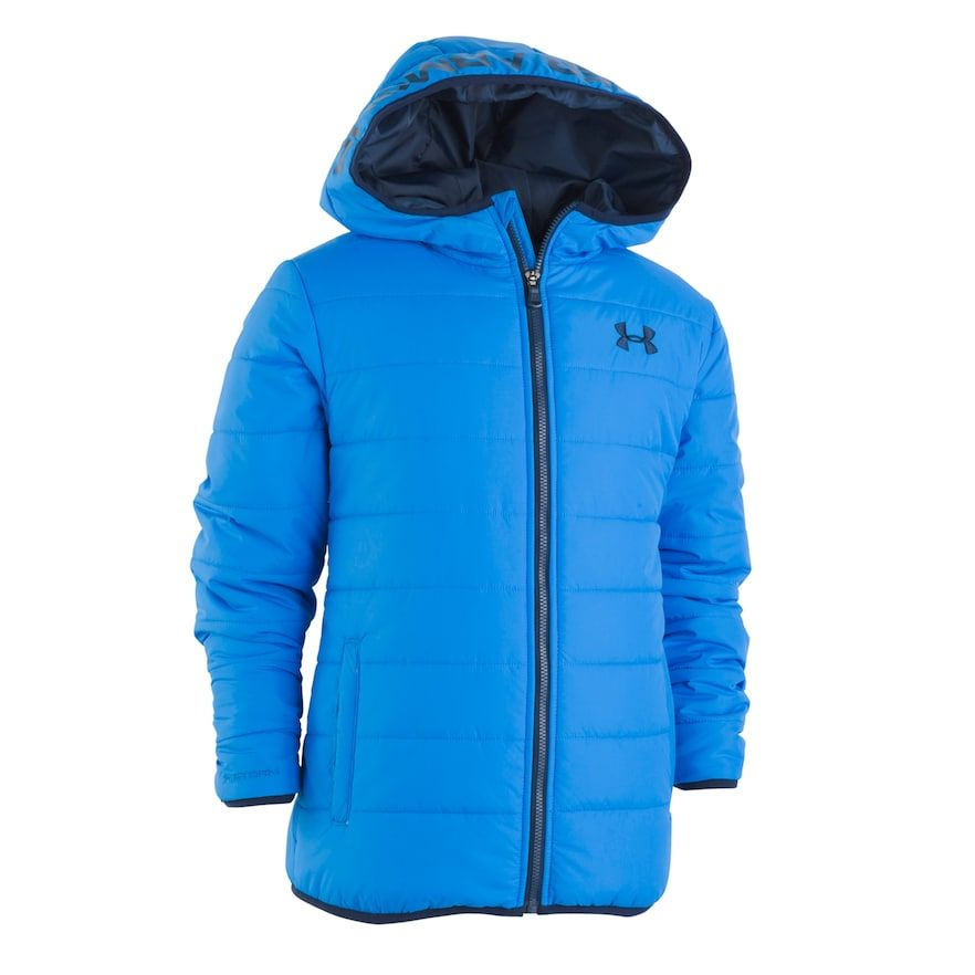6bd49ae03 Under Armour Boys 8-20 Puffer Jacket | Products | Puffer jackets ...