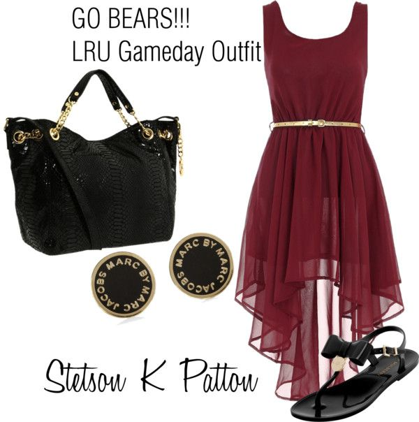 Get Ready for Game Day!!!  Great advice on what to wear to a football game! - Stetson K Patton