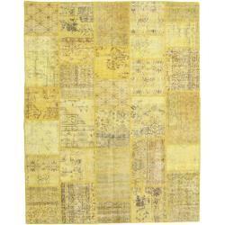 Photo of Patchwork Teppich 198×252 Moderner Teppich