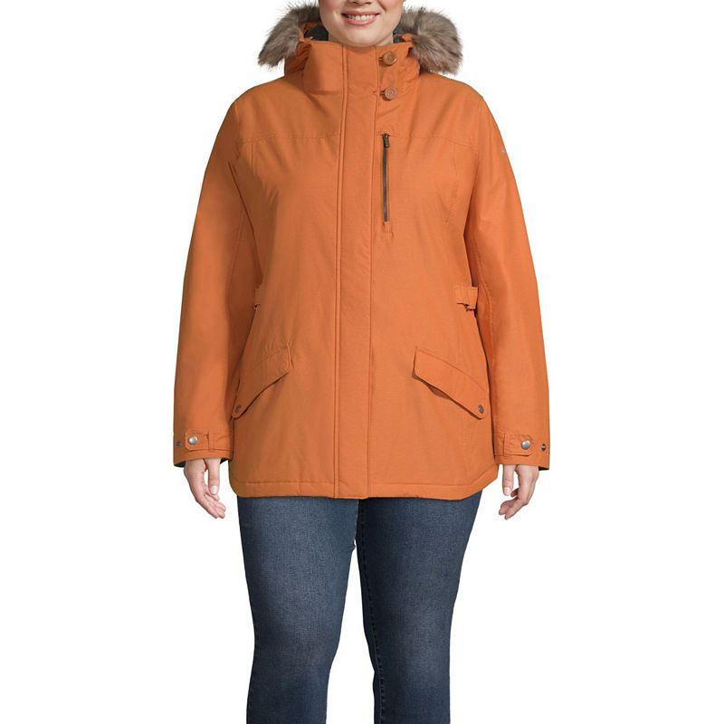 3fb0d559708 Columbia Penns Creek Woven Water Resistant Midweight Softshell Jacket-Plus