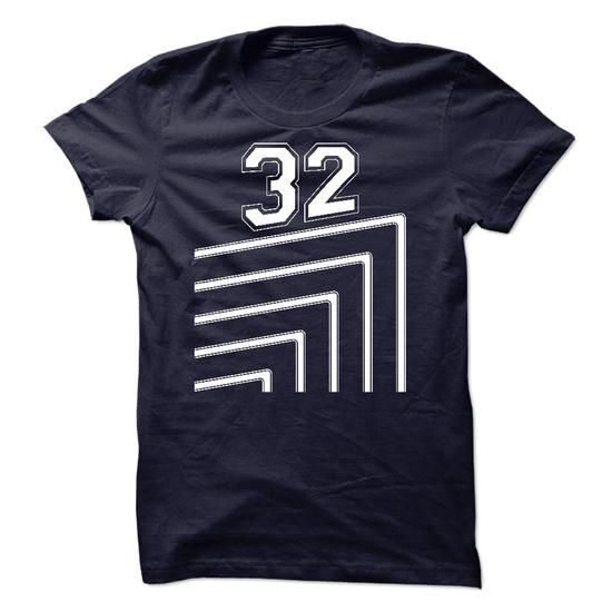 Number 32 - #fathers gift #gift for kids. TRY => https://www.sunfrog.com/Sports/Number-32.html?68278