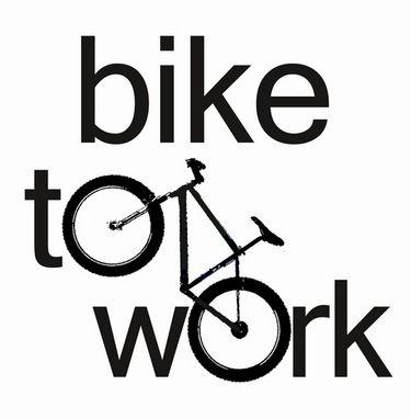 Tips For Biking To Work More Than Miles Bike Logo Bicycle Art