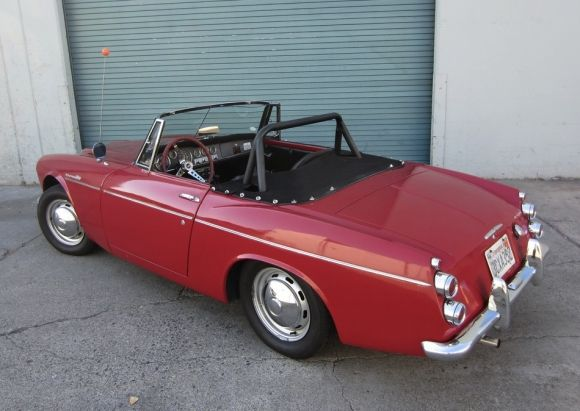 bat exclusive 1967 datsun 1600 roadster datsun roadster datsun rh pinterest com