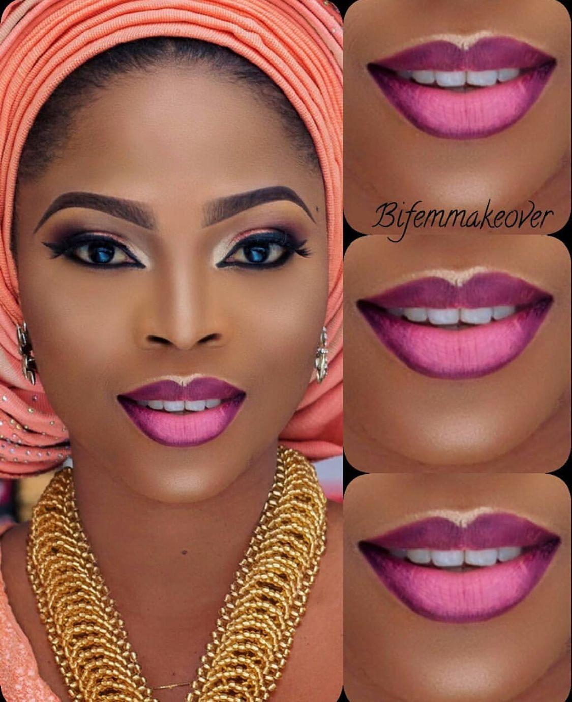 Makeup for black women KoreanBeautyTips Dark skin