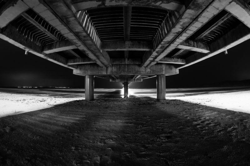 Seebrücke Binz von Deutschland abgelichtet auf DaWanda.com