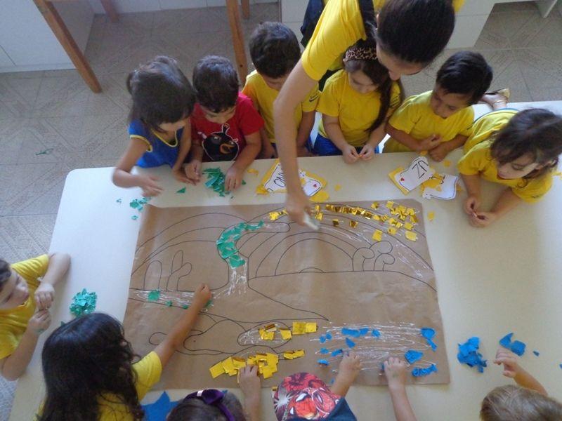 Populares releitura tarsila do amaral educação infantil - Pesquisa Google  YX21