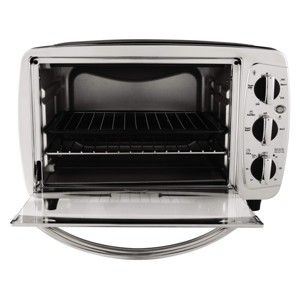 Oster 6 Slice Convection Toaster Oven Stainless Steel