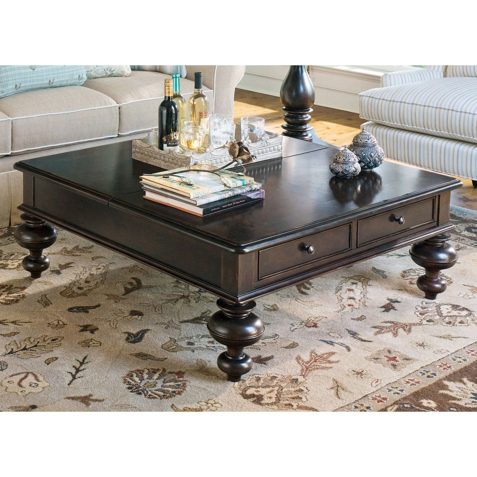 Frasier Square Coffee Table httptherapybychancecom Pinterest