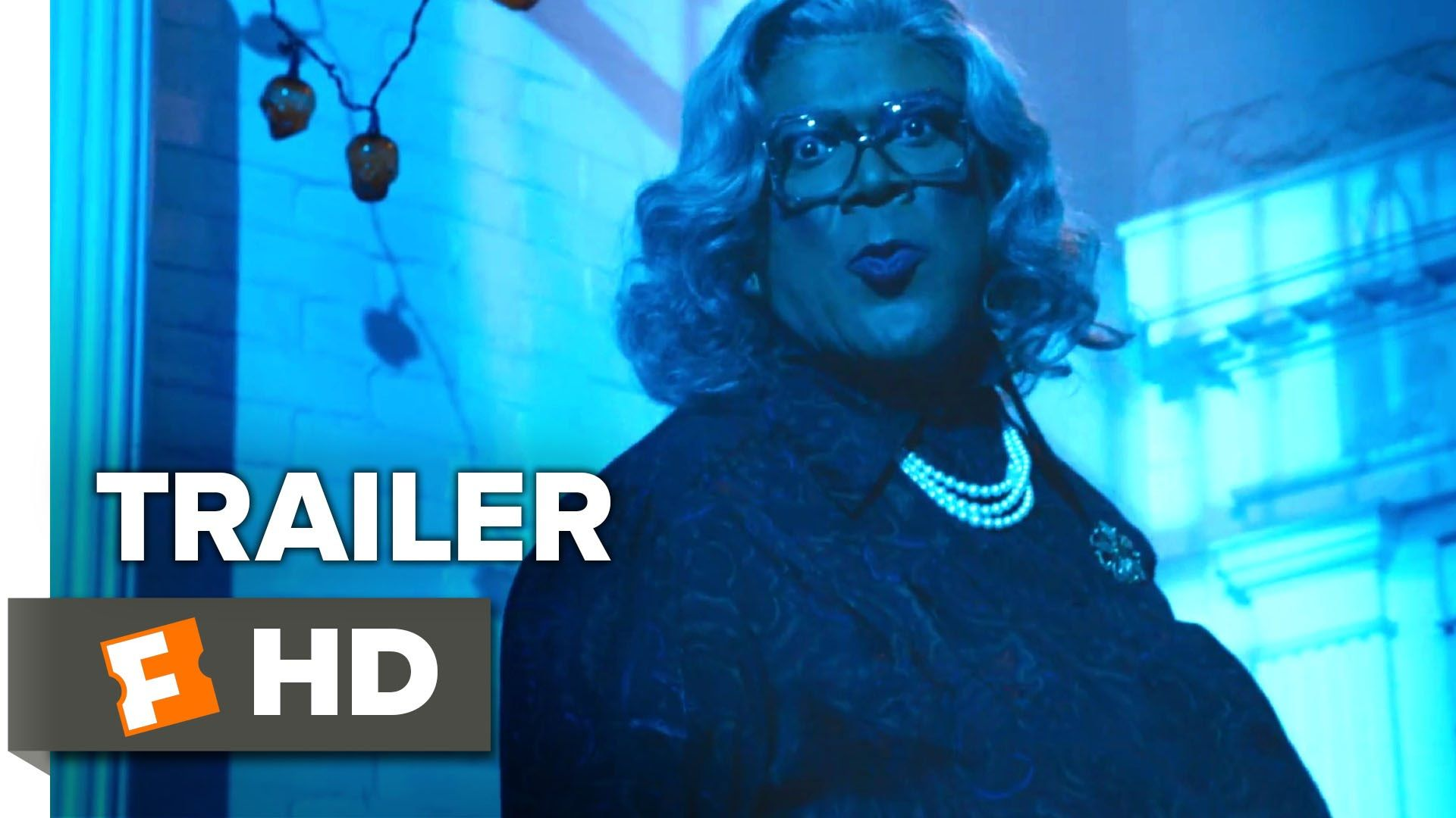 Boo! A Madea Halloween Official Teaser Trailer 1 (2016
