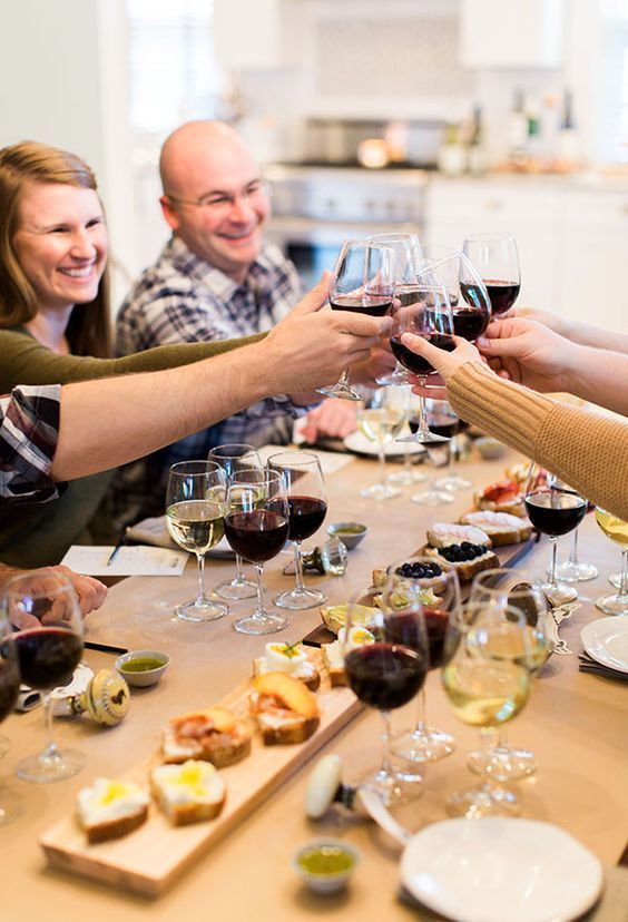 We'll Drink to That: How to Throw an At-Home Wine Tasting Party ...