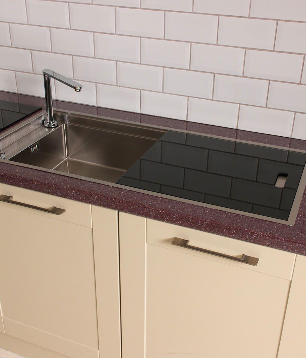 Astracast Illusion 1B1D Sink | Kitchen | Pinterest | Sinks and ...