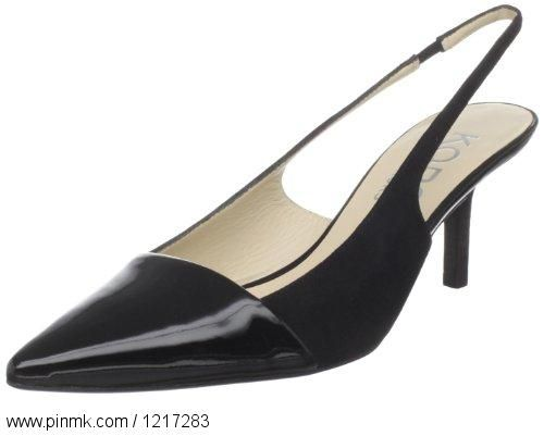 KORS by Michael Kors KORS Michael Kors Hayden Pump. Love the shiny toes