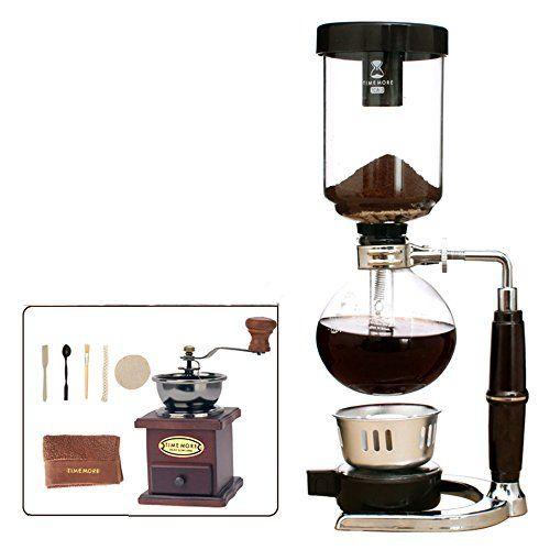 Royal Siphon Coffee Maker Kit Manual Coffee Machine Color