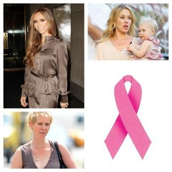 National Breast Cancer Awareness Month: 17 Celebs Who Fought & Won Their Cancer Battle