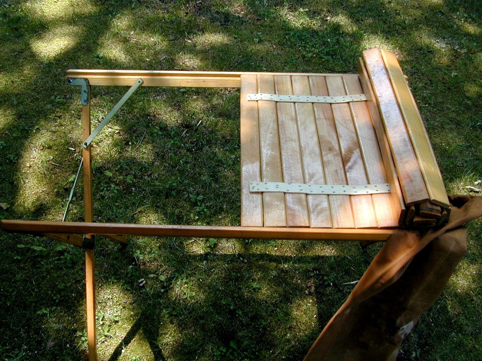 Incredible Old Vintage 1930S Campaign Wood Roll Top Camp Table Byer Frankydiablos Diy Chair Ideas Frankydiabloscom