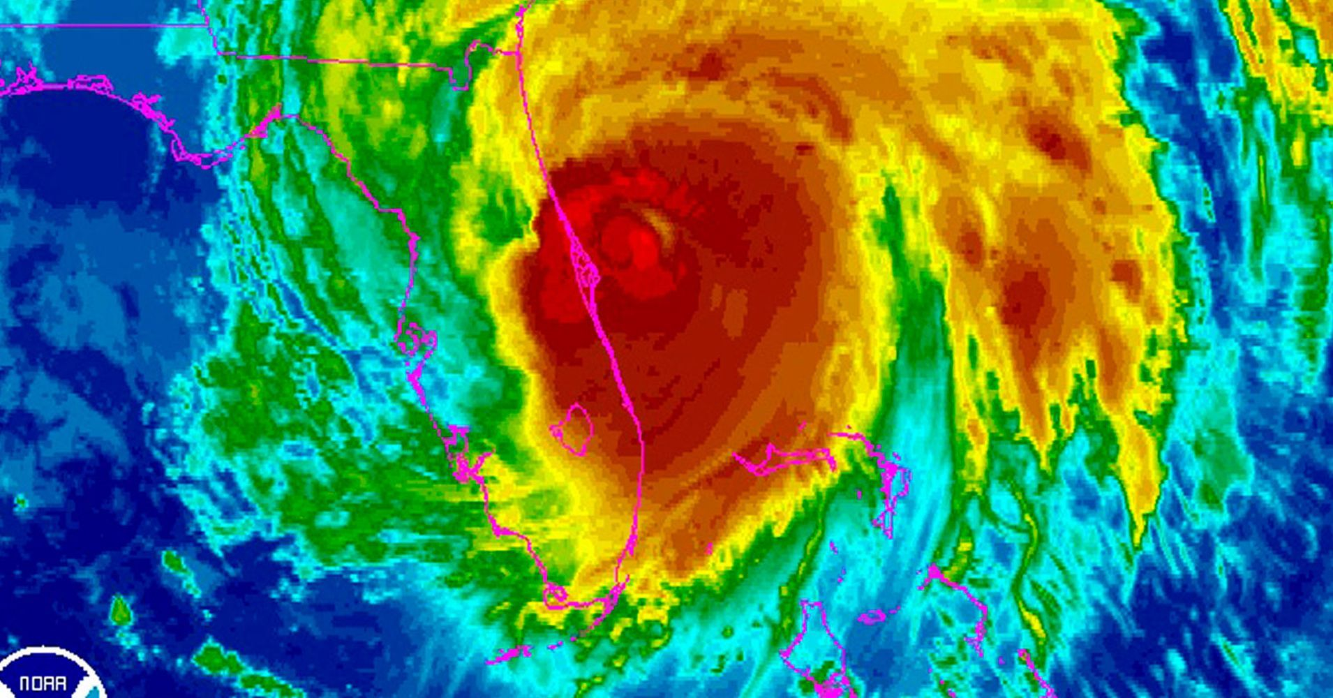 Here S Why Hurricanes Spin Counterclockwise In The North Hurricane Hurricane Matthew Spinning