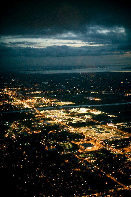 City Light Urban Landscape Cool Landscapes Night City