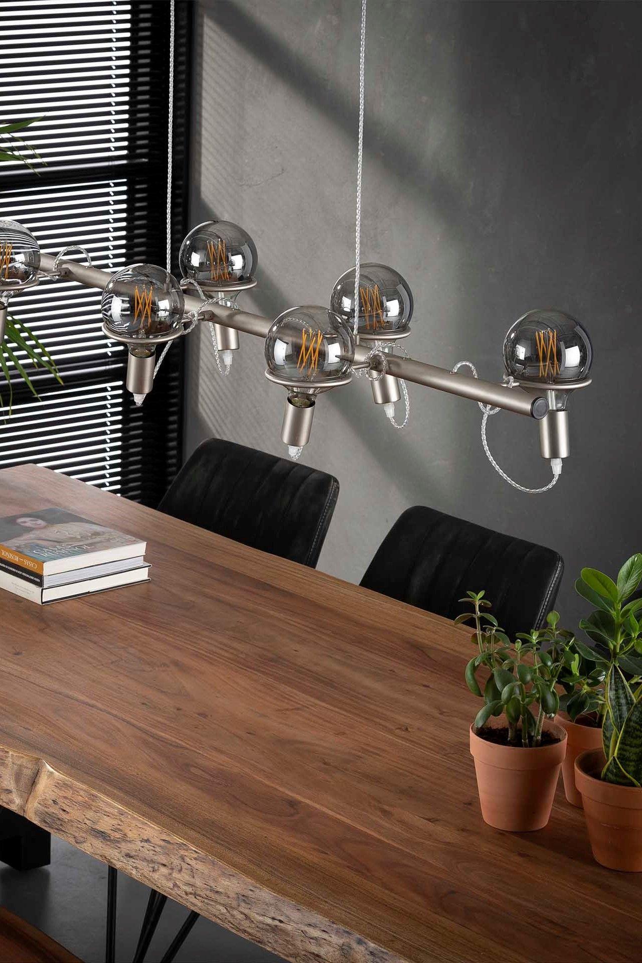 Hangelampe Ring Lampen Rustikale Beleuchtung Innenbeleuchtung