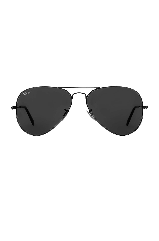 Ray Ban Aviator In Black 109 72 Ray Ban Sunglasses Women Ray Ban Aviators Ray Ban Aviators Women