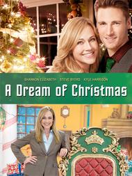 A Dream Of Christmas 2016 Dvd Lifetime Movies Romance Movies Christmas Movies