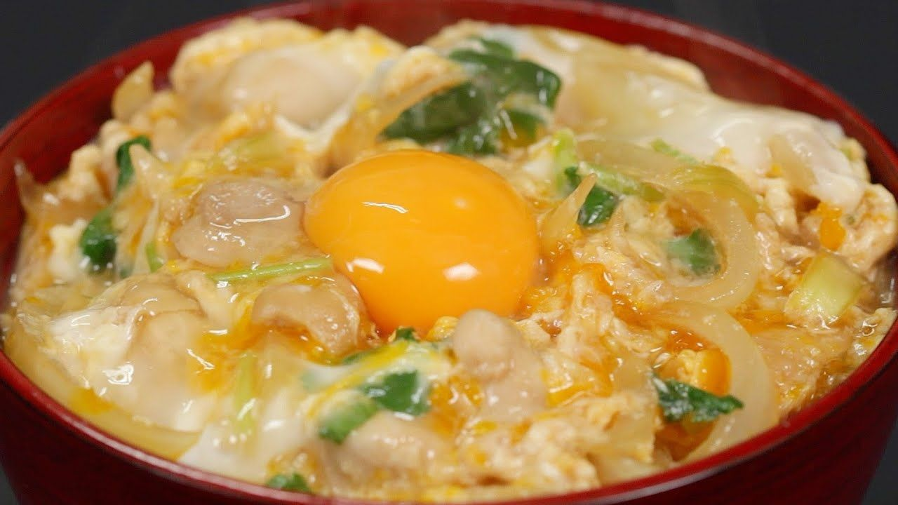 Oyakodon Recipe Chicken And Egg Bowl Cooking With Dog Http Quick Pw 438u Cooking Recipe Food In 2020 Oyakodon Recipe Egg Bowl Recipe Best Chicken Recipes