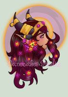 She Who Is Life by =nanecakes on deviantART